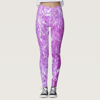 Crystal Meditation Leggings