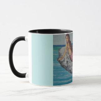 Crystal Mermaid Mug