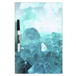 Crystal Mint Dry Erase Board
