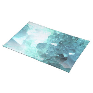 Crystal Mint Placemat