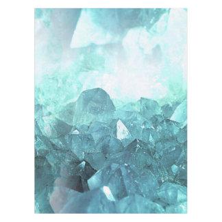 Crystal Mint Tablecloth