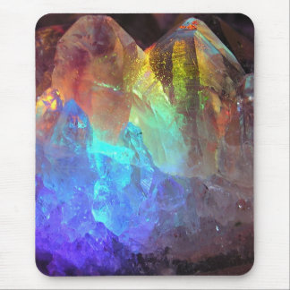 Crystal Mountain Mouse Pad