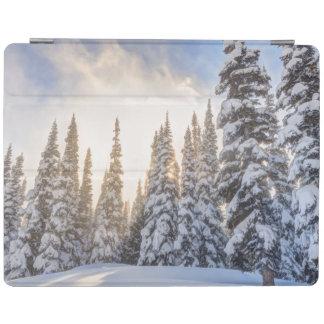 Crystal Mountain Ski Resort, near Mt. Rainier 1 iPad Cover
