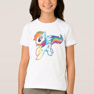 Crystal Nights Rainbow Dash T-shirt