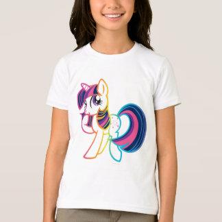 Crystal Nights Twilight Sparkle T Shirts