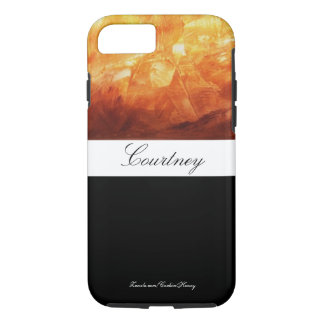 Crystal Ombre Personalized Iphone 7 iPhone 7 Case