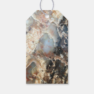 Crystal Pattern Gift Tag Pack Of Gift Tags