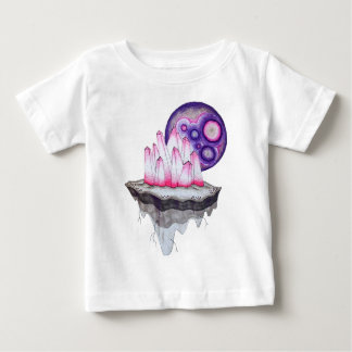 Crystal Planet Babies Baby T-Shirt