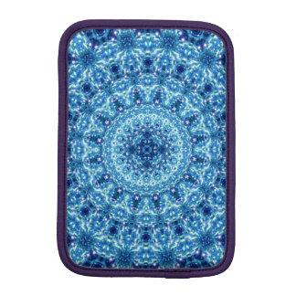 Crystal Radiance Mandala iPad Mini Sleeve