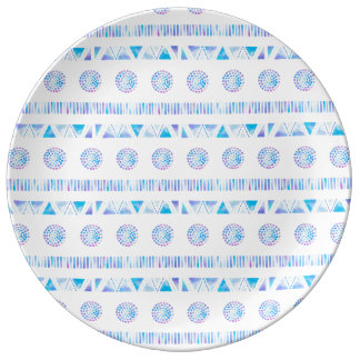 Crystal Raindrops Plate