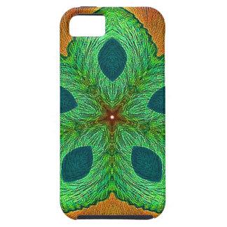 Crystal Seed Mandala iPhone 5 Covers