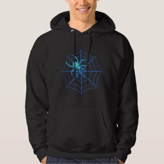 Crystal Spider Sweatshirts