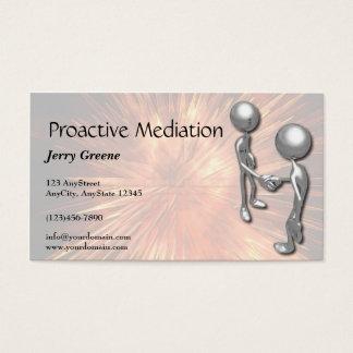 Mediation business gifts mediation business gift ideas on zazzle crystal starburst handshake business card colourmoves