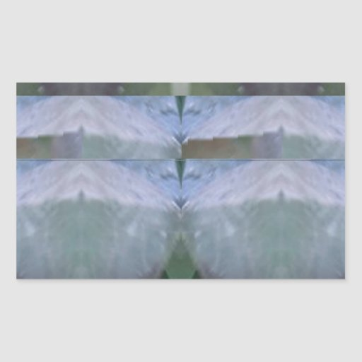 CRYSTAL Stone Jewel Healing Success FUN RT NVN465 Rectangle Sticker