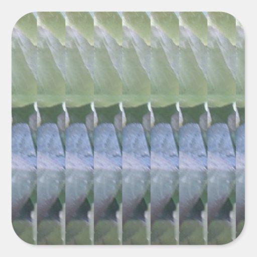 CRYSTAL Stone Jewel Healing Success FUN RT NVN466 Stickers