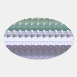 CRYSTAL Stone Jewel Healing Success FUN RT NVN475 Sticker