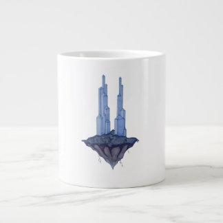Crystal Towers Large Coffee Mug