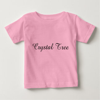 Crystal Tree baby Fine Jersey T-Shirt
