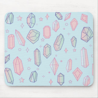Crystal Universe Mouse Pad
