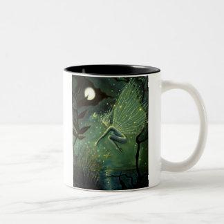 Crystal Water Sprite - Fairy Art Mug
