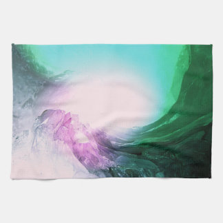Crystal Wave Kitchen Towel