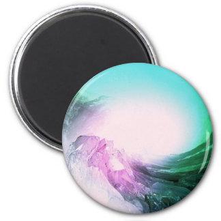 Crystal Wave Magnet