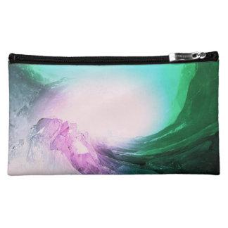 Crystal Wave Makeup Bag