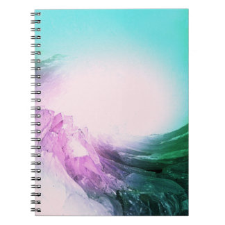 Crystal Wave Notebooks