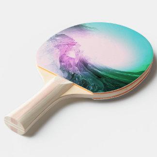 Crystal Wave Ping Pong Paddle