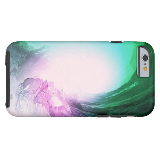 Crystal Wave Tough iPhone 6 Case