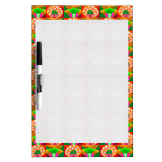 Crystal White Stone Finish Surface Dry Erase Board