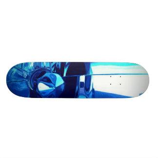 Crystaline Skate Board Decks