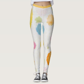 Crystalized Dots! Leggings