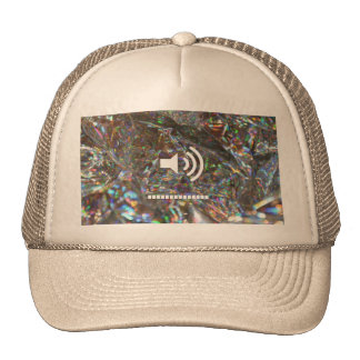 crystalized hat
