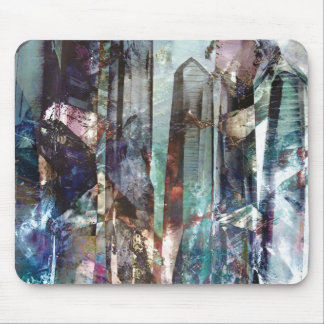 Crystalline Abstract 2 Gifts Mouse Pad
