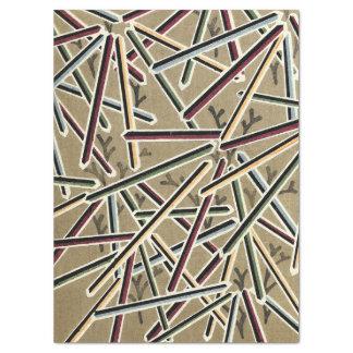 Crystalline Mineral Tissue Paper