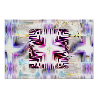 Crystalline Retrace 3 Poster