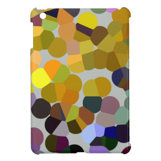 Crystallized pixel sample - crystallized pixels case for the iPad mini