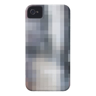 Crystallized pixel sample - crystallized pixels Case-Mate iPhone 4 case
