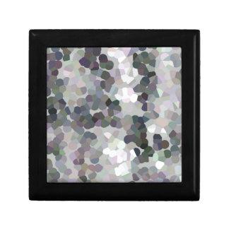 Crystallized pixel sample - crystallized pixels gift box