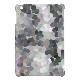 Crystallized pixel sample - crystallized pixels iPad mini cover