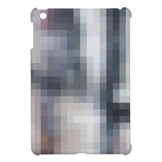 Crystallized pixel sample - crystallized pixels iPad mini covers