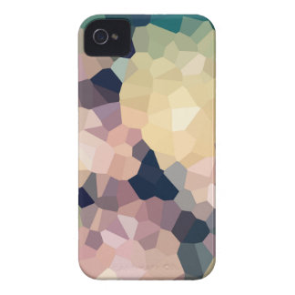 Crystallized pixel sample - crystallized pixels iPhone 4 cover