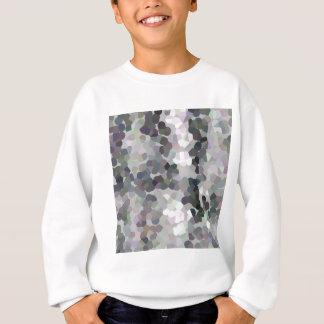 Crystallized pixel sample - crystallized pixels sweatshirt