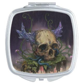 Crystallum Morte Vanity Mirror