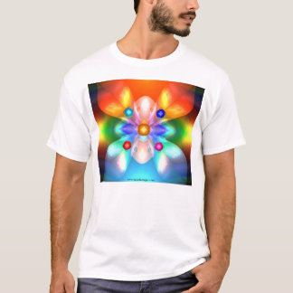 Crystals and Flames T-Shirt