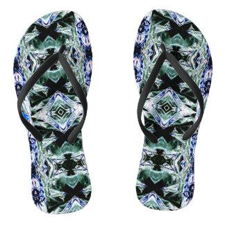 Crystals Flip Flops