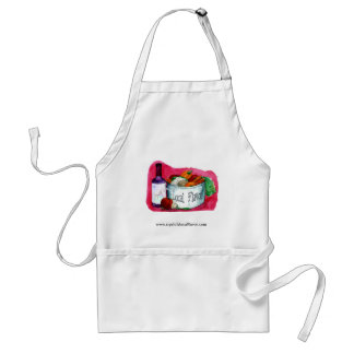 Crystal's Local Favor apron