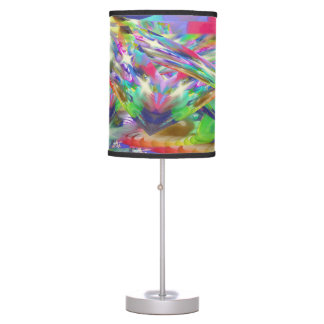 Crystals Table Lamp