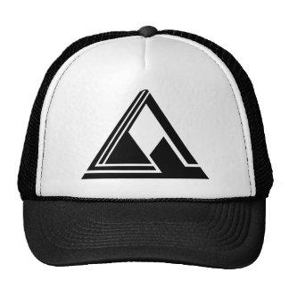 CS Attire Triangle Logo Trucker Hat